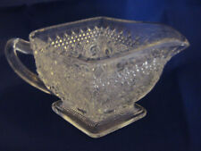 Anchor Hocking Vintage Diamond Shape Creamer