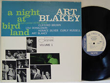 ART BLAKEY - A Night at Bird Land (US Pressing on BLUE NOTE, DMM cut w/Poster)