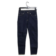 Naked And Famous Dark Blue Denim Jeans