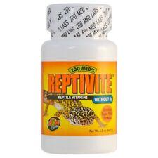 Zoo med reptivite vitaminas reptil sin D3 56.7g