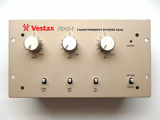Vestax FDG-1 Isolator 3 Band Frequency Dividing Gear
