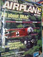 Model Airplane News Magazine September 1998 IMAC