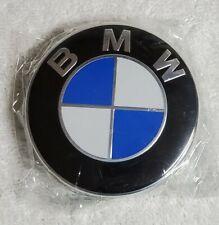 BMW OEM Center Cap (1) 36136783536 PA6-MX-GF30 Italy NEW