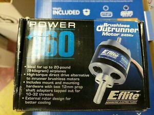 E-Flite Power 160 EFLM4160A Outrunner Motor