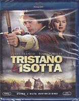 Blu-ray **TRISTANO & ISOTTA** con James Franco Sophia Myles nuovo 2006