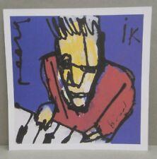 """1x Orginele Kunstdruk : """"IK"""" Herman Brood 1998 / Exclusieve uitgave (04915)"""