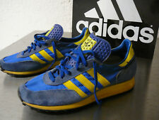 West Germany Vintage 70s Adidas TRX Series Size UK 6.5 Mint