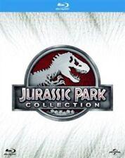 Jurassic Park Collection - All 4 Movies Blu-ray BOXSET