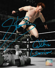 WWE SHEAMUS HAND SIGNED AUTOGRAPHED 8X10 PHOTOFILE PHOTO WITH PROOF AND COA 3