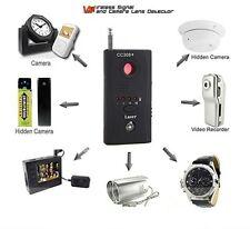 Full-Range All-Round Detector For Hidden Spy Camera Multi-Detector