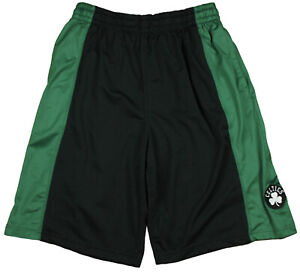 Zipway NBA Men's Boston Celtics Basketball Shorts, Black