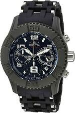Reloj de Cuarzo Invicta TI-22 Para Hombre Correa de poliuretano negro de acero inoxidable 22463