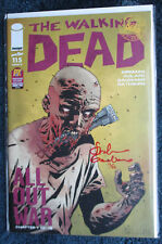 The Walking Dead #115 Nycc Variant Cover O Dynamic Signed in Red #13/25 Px w/Coa