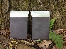 "LOG SPLITTER WEDGE WINGS 4"" WELDABLE SET Sharp On Both Sides 3/4"" THICK  A36!!!!"
