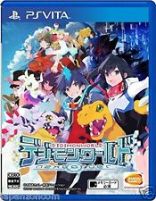 Used PS Vita Digimon World -next 0rder-   SONY PLAYSTATION JAPANESE IMPORT