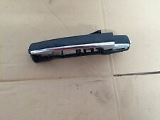 MERCEDES BENZ E55 AMG W210 REAR RIGHT PASSENGER SIDE EXTERIOR DOOR HANDLE BLACK