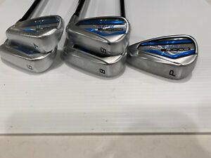 Cobra F-Max Airspeed Golf Club Iron set: 6-PW, w/graphite REGULAR
