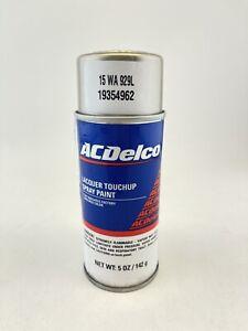 Genuine GM ACDelco Cashmere Metallic Paint 5oz Spray Code 15U WA929L