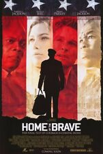 HOME OF THE BRAVE Movie POSTER 27x40 Samuel L. Jackson Jessica Biel 50 Cent (as