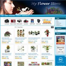 Florist Amp Flower Store Professionally Turnkey Online Business Website For Sale