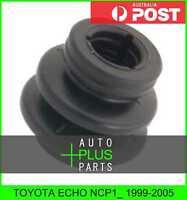 Fits TOYOTA ECHO NCP1_ Dust Boot Brake Caliper Pin Slide Seal