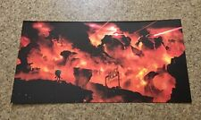 Official SEGA Sonic Forces Collectible Holographic Art Print, PAX West 2017