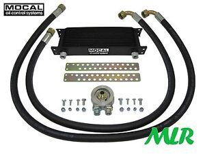 MAZDA MX5 EUNOS ROADSTER 1.8 NON TURBO RUBBER HOSE MOCAL ENGINE OIL COOLER KIT