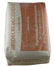 Heidelberger Portlandkalkstein Zement 32,5/A-LL, Portlandkompositzement, 1-10 kg