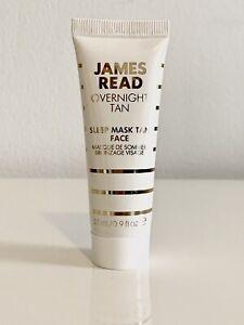 James Read Overnight Tan gel Face Sleep Mask Tanning 25 ml  0.9 oz