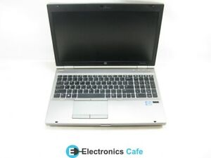 "HP EliteBook 8570p 14"" Laptop 2.7GHz i5-3340M 8GB RAM (Grade C No Battery)"