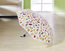 Taschen - Regenschirm, Schmetterlinge, neu