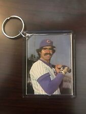ad4124a14 Baseball Keychain Bill Buckner Chicago Cubs