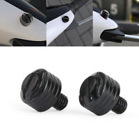 CNC Mirrors Blanking Screws Cap Hole Plug M8*1.25 Right-hand Fit for Ducati T5