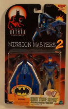 Batman Animated Knight Strike Batman Hasbro Mission Masters Series 2 (MOC)