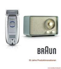 Fachbuch Braun 50 Jahre Produktinnovation, 504 Seiten 440 Fotos Dieter Rams u.a.