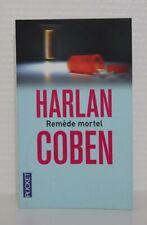 ROMAN - REMÈDE MORTEL - Harlan Coben - Livre de poche