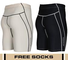 Compression Tights Football Running Shorts Mens Youth Skins Training Pants Socks
