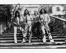 Van Halen 8X10 Signed Celebrity Photo Picture 2