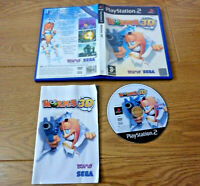 Worms 3D for Sony Playstation 2 PS2 UK PAL Region 2