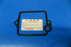 Honda MTX125 Rocker box rubber seal New old stock 12391KE1000