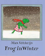 Frog in Winter,Velthuijs, Max,New Book mon0000032896