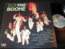 Pat Boone the very best of.../70s German LP MCA Records 203700-320