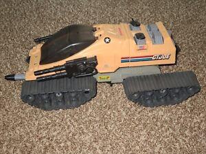 Nice Shape! 1989 G.I. Joe Raider Vehicle Near Complete RARE Fast Shipping!