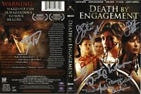 Death By Engagement DVD Signed By Cast PJ Soles