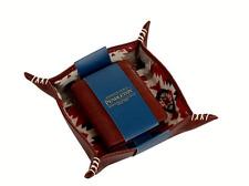 Disney Authentic Pendleton Gift Set✿Mountain Majesty Valet Tray & Wallet Leather