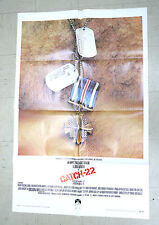 Catch 22 One Sheet Movie Poster 1970