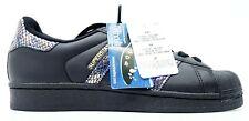 Adidas Girls Originals Superstar Foundation Black Holographic US 4.5 EU 36.33