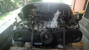 Subaru Liberty EJ25 Engine