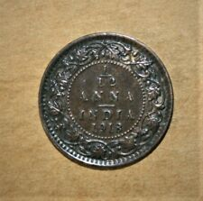 British India 1/12 Anna 1918 Extremely Fine Coin