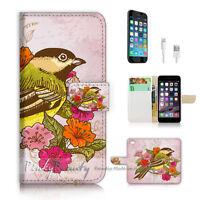 ( For iPhone 6 Plus / iPhone 6S Plus ) Case Cover P2286 Bird